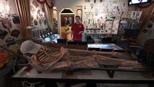 Музей смерти в Лос-Анджелесе