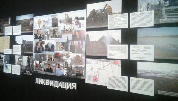 Музей мышьяка в Свирске