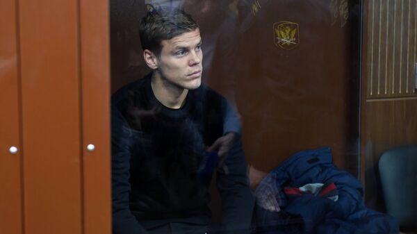 Адвокат Кокорина подал жалобу в ЕСПЧ