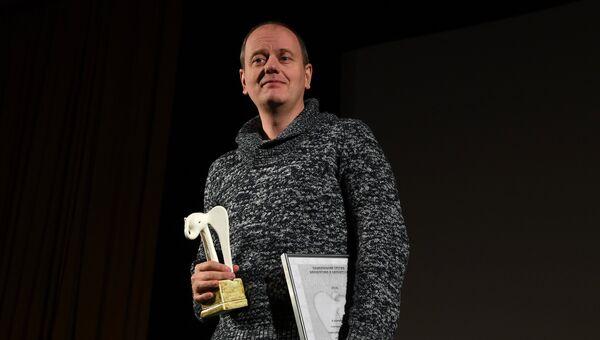 Сценарист Алексей Красовский. Архивное фото