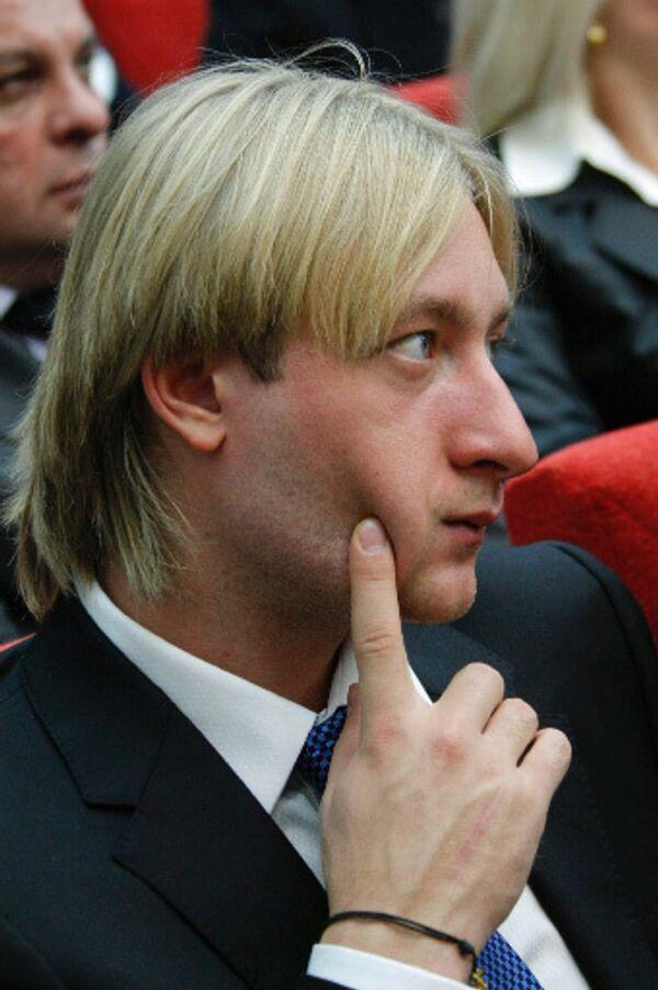 Депутат Плющенко внес свой первый законопроект в парламент Петербурга