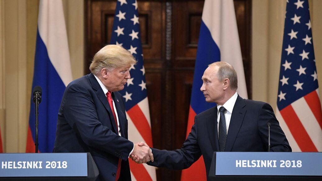 Трамп проведет переговоры с Путиным на саммите G20