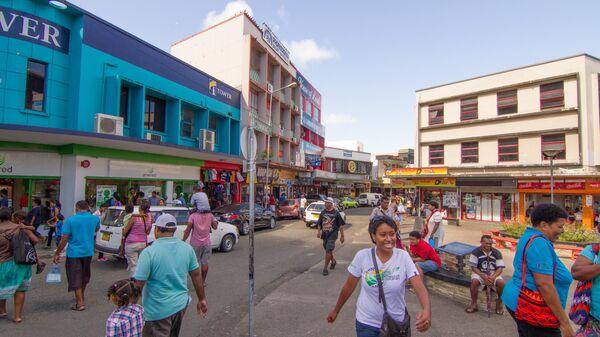 Население Сувы, Фиджи