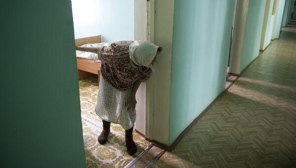 Дом престарелых. Архивное фото