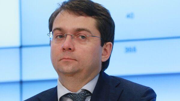 врио губернатора Мурманской области Андрей Чибис