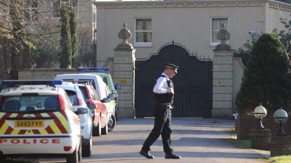 Полиция в Великобритании. Архивное фото