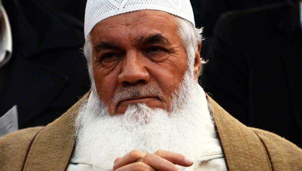 Политический и государственный деятель республики Афганистан Мохаммад Исмаил-хан