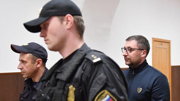 Бывший заместитель председателя Комитета конкурентной политики Республики Крым Ярослав Сливка в суде