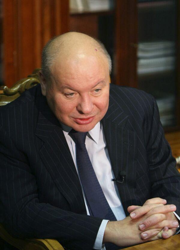 Директор Института экономики переходного периода Егор Гайдар