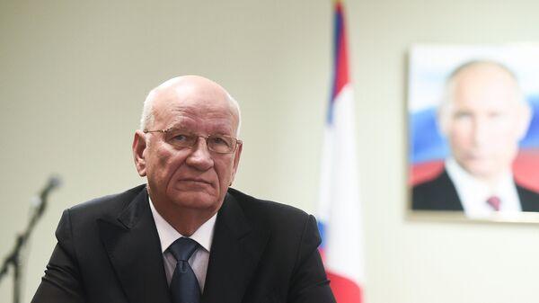 Губернатор Оренбургской области Юрий Берг