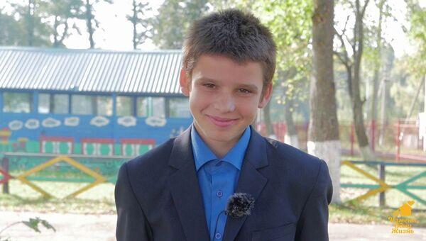 Евгений Н., май 2007, Брянская область