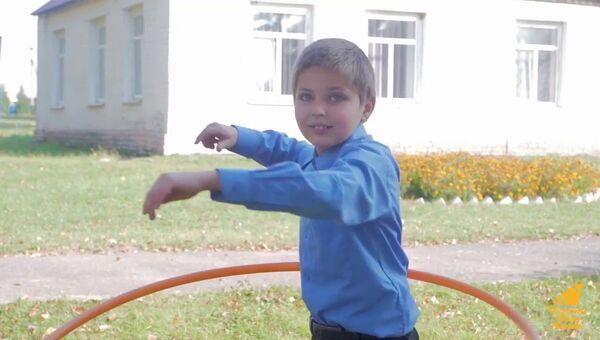Никита Е., апрель 2007, Брянская область