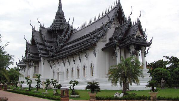 Парк Древний Сиам недалеко от провинции Самутпракан, Таиланд