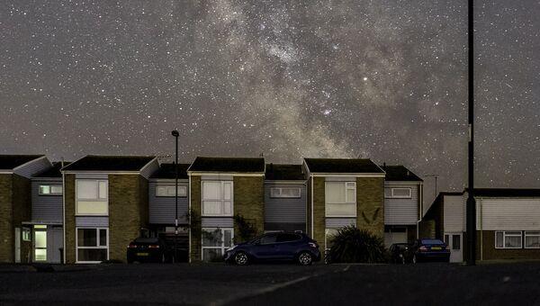 Работа фотографа Andrew Whyte Living space. Конкурс Insight Astronomy Photographer of the year 2018