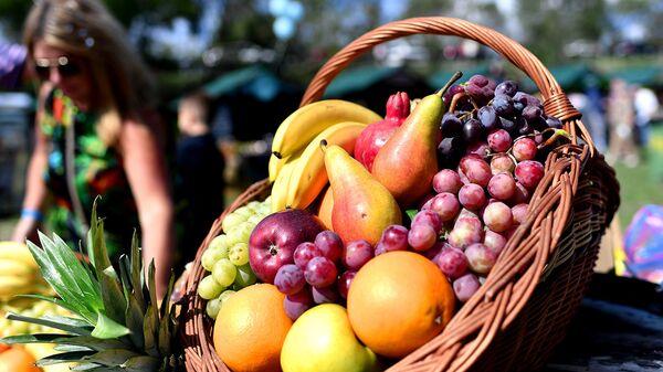 Фрукты и овощи – обязательная составляющая рациона