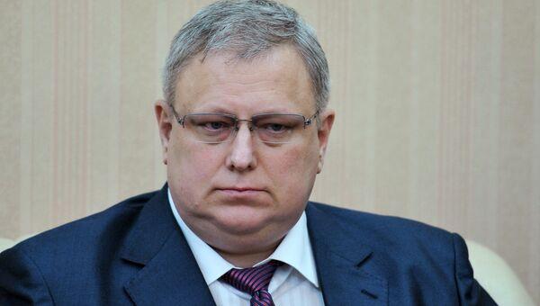 Генеральный директор ГК Фонд содействия реформированию ЖКХ Константин Цицин