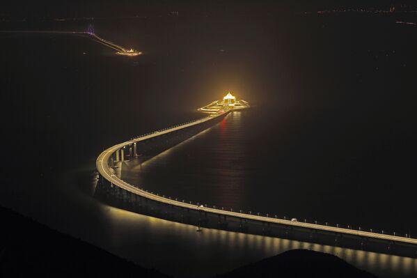 Мост Гонконг - Чжухай - Макао