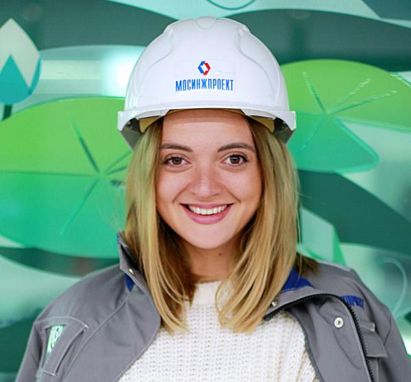 Валерия Тюрихова, 25 лет, инженер первой категории отдела общестроительных работ дирекции метро - 9 АО Мосинжпроект
