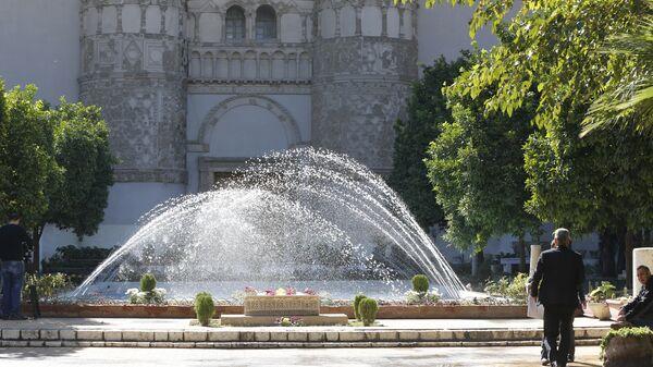 Национальный музей в Дамаске, Сирия. Архивное фото