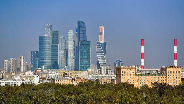 Расходы на экологию в Москве за три года составят более 200 млрд рублей