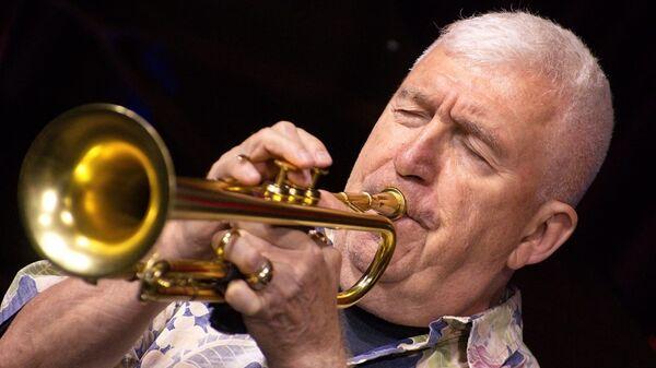 джазовый трубач Валерий Пономарев
