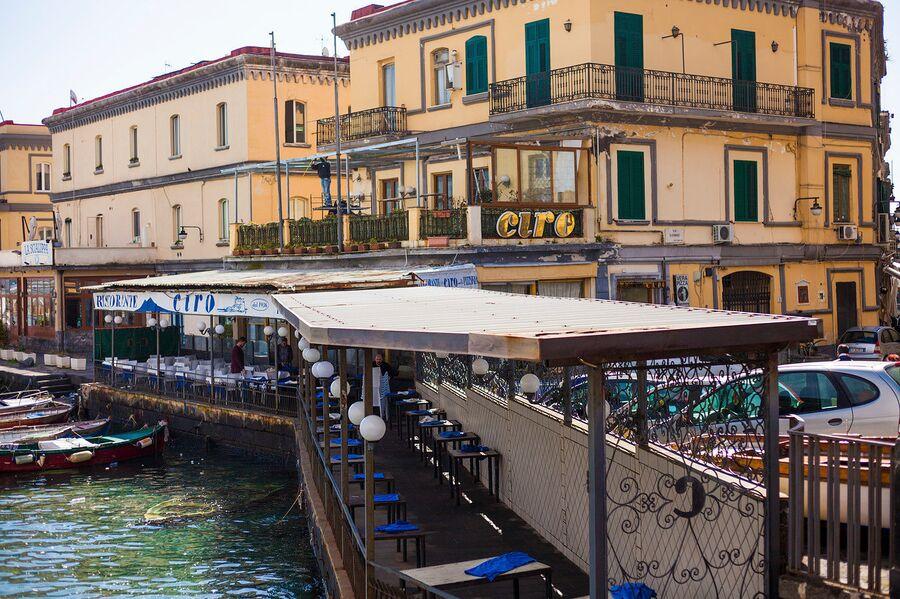 Ресторан, Неаполь