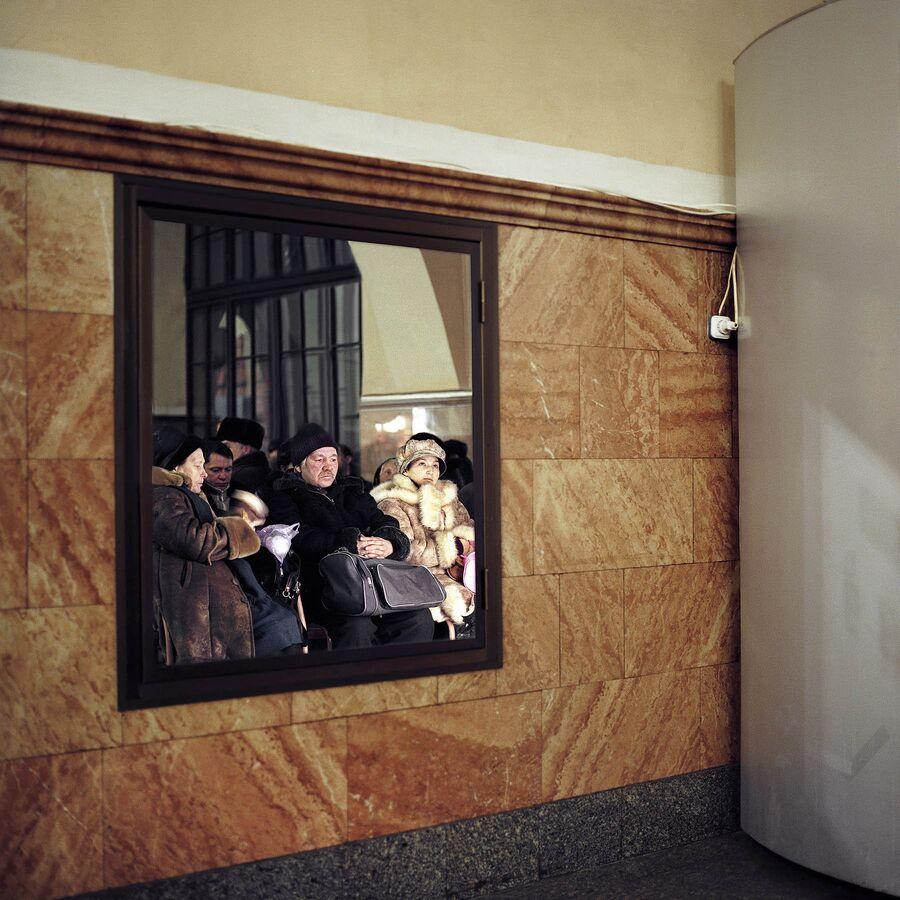 Работа немецкого фотографа Фрэнка Херфорта «Наизнанку»