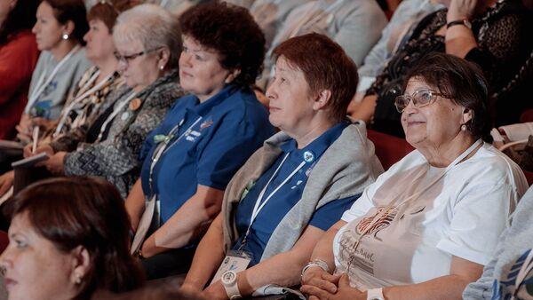 Центр серебряного волонтерства открылся в Ханты-Мансийске