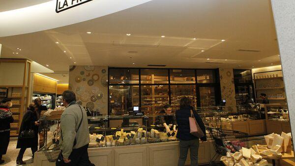 Сырные лавки Парижа