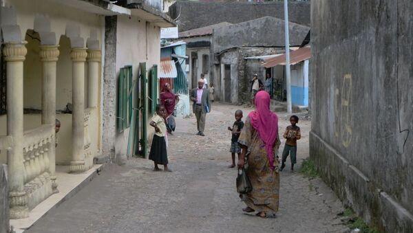 Cтолица Союза Коморских островов Морони