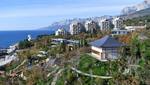 Отель Мрия Резорт & СПА в Крыму. Архивное фото