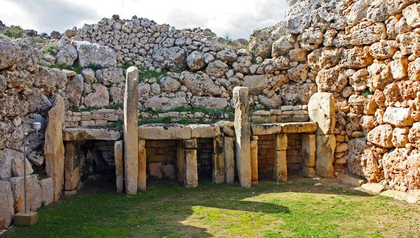Джгантия, Мальта