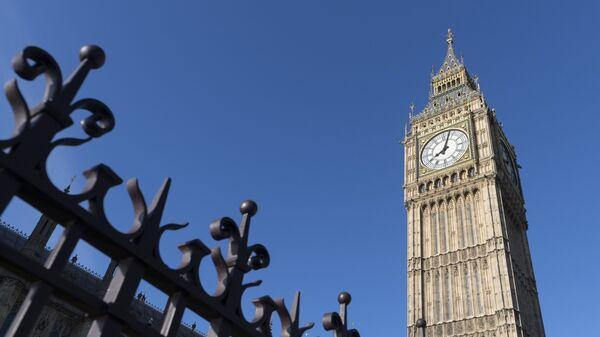 Вестминстерский дворец в Лондоне