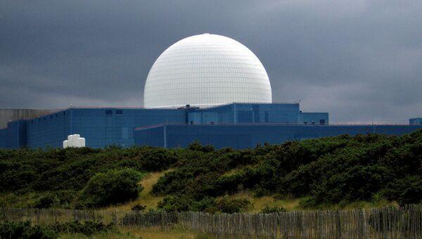 АЭС Сайзвел B в Великобритании