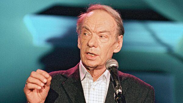 Народный артист СССР Алексей Баталов