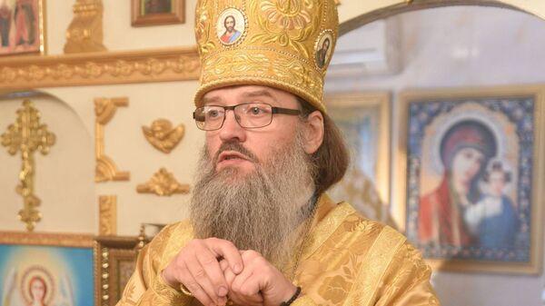 Митрополит Запорожский и Мелитопольский Лука