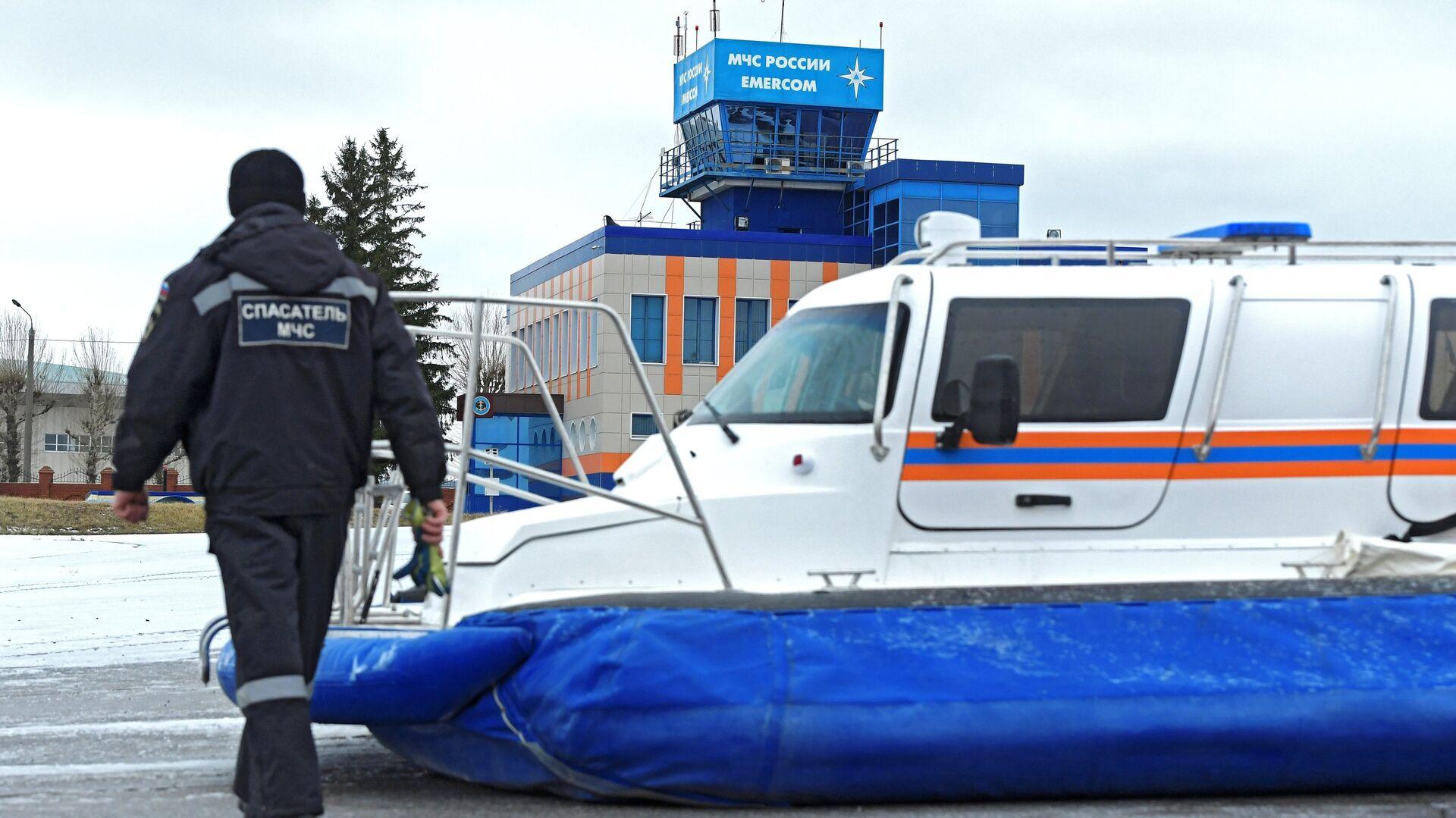 В Воронежской области трое детей провалились под лед