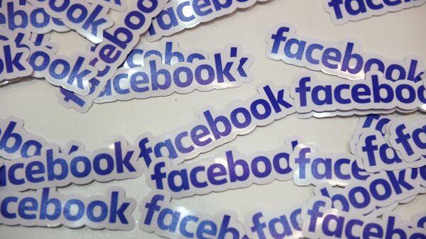 Стенд Facebook