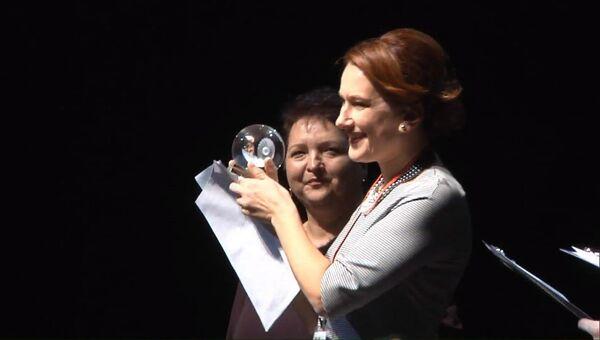 Победитель профессионального конкурса Воспитатель года России - 2018 Анастасия Шлемко из Подмосковья