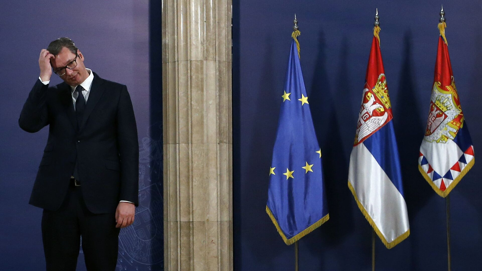 В Косово избрали президента со второй попытки