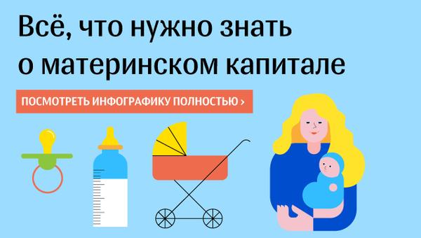 Все, что нужно знать о материнском капитале