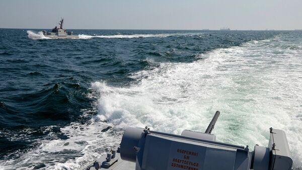Украинские военно-морские корабли