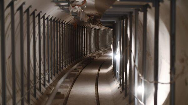 Тоннель кабельного коллектора