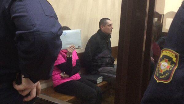 Игорь Гершанков в суде. Архивное фото