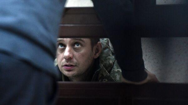 Владимир Лесовой в Киевском районном суде Симферополя