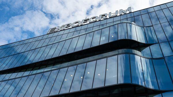 Конгрессно-выставочный центр EXPOFORUM, Санкт-Петербург