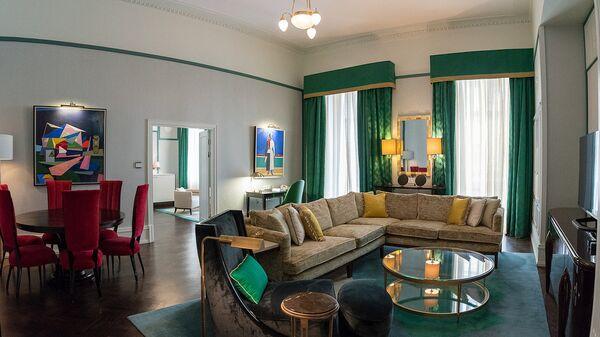 Номер в Belmond Grand Hotel Europe, Санкт-Петербург