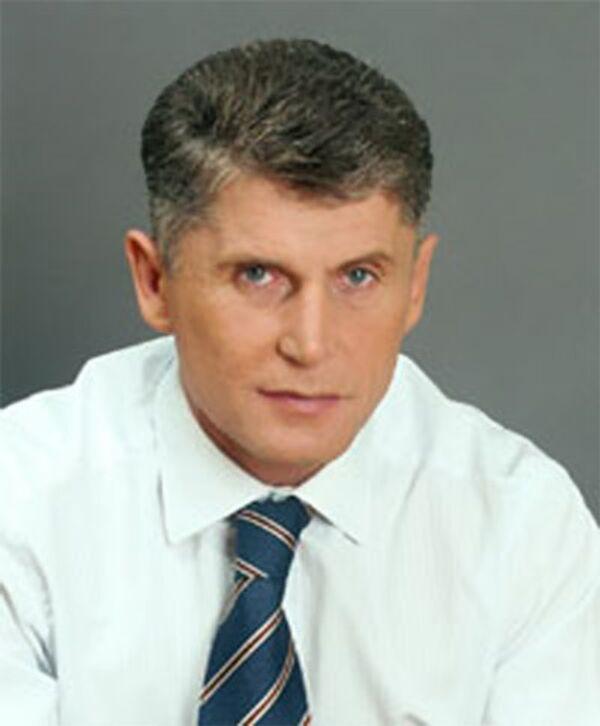 Новый губернатор Приамурья Олег Кожемяко