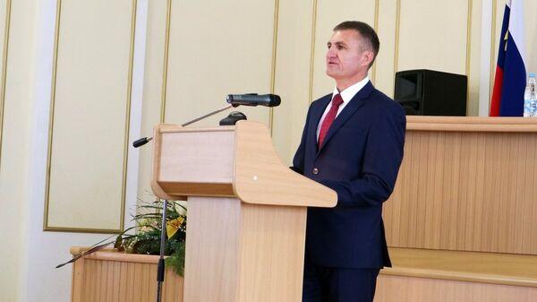 Экс-заместитель губернатора Курганской области Роман Ванюков