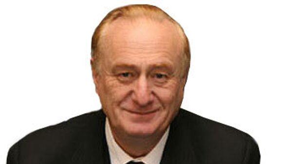 И.о. директора ГНЦ социальной и судебной психиатрии имени Сербского Зураб Кекелидзе. Архив